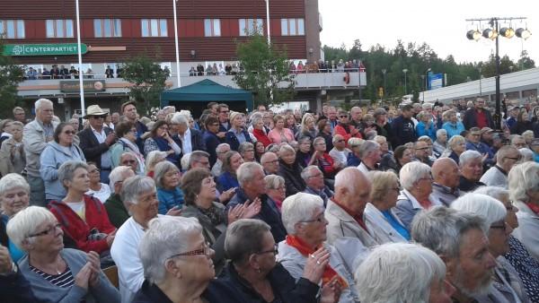 Publik i Timrå